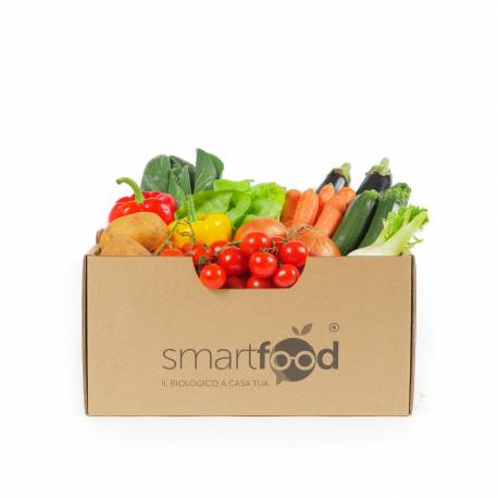 SMARTBOX 1 MESE - Cassetta MEDIUM di verdura biologica