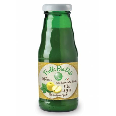 FRULLABIO MELA + MENTA - 200 ML